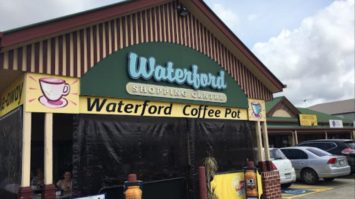 waterford coffee pot
