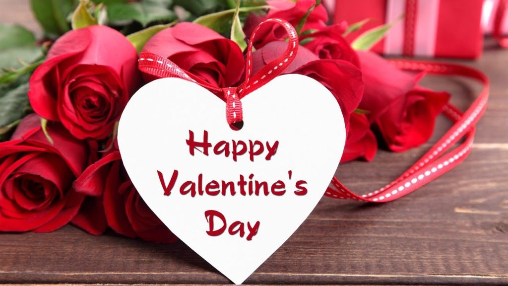 Happy Valentines Day 2020 - For you my love